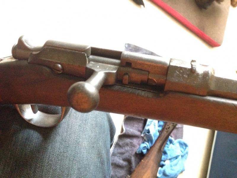 Fusil MLE 1874 M80 2726278513
