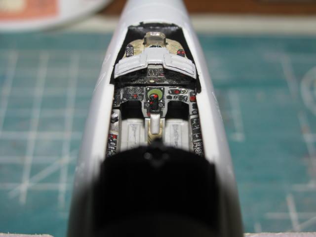 DUO: F-104N (NASA) + F-104G (BAF) Hazegawa 1/48  - Page 2 272695IMG6187