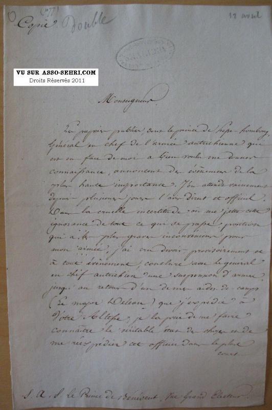 la campagne de 1814 - armée des Alpes 273340IMG8815
