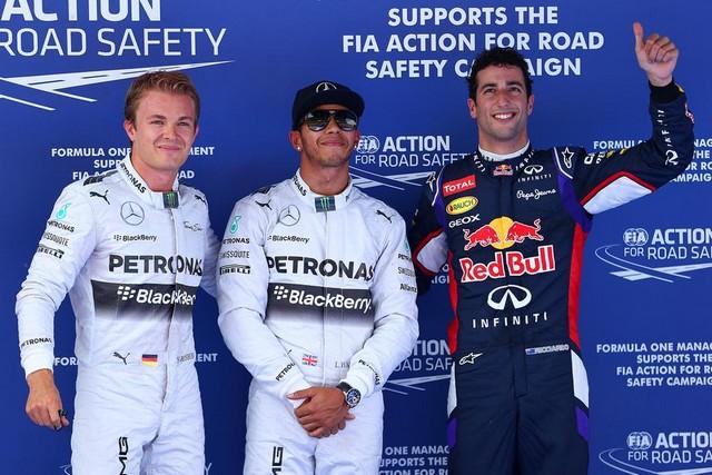 F1 GP d'Espagne 2014 : (essais libres-1-2-3-Qualifications) 2740052014RosbergHamiltonRicciardo