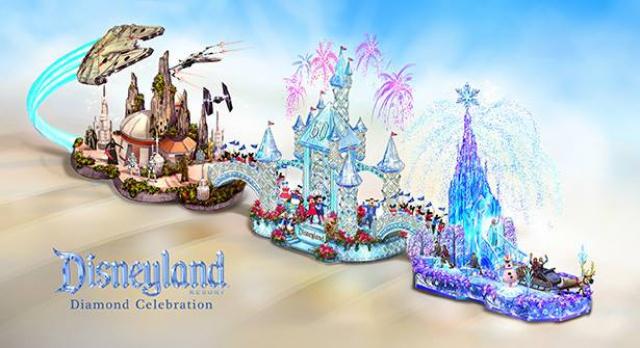[Disneyland Resort] 60ème anniversaire, Diamond Celebration - Page 12 274439w34