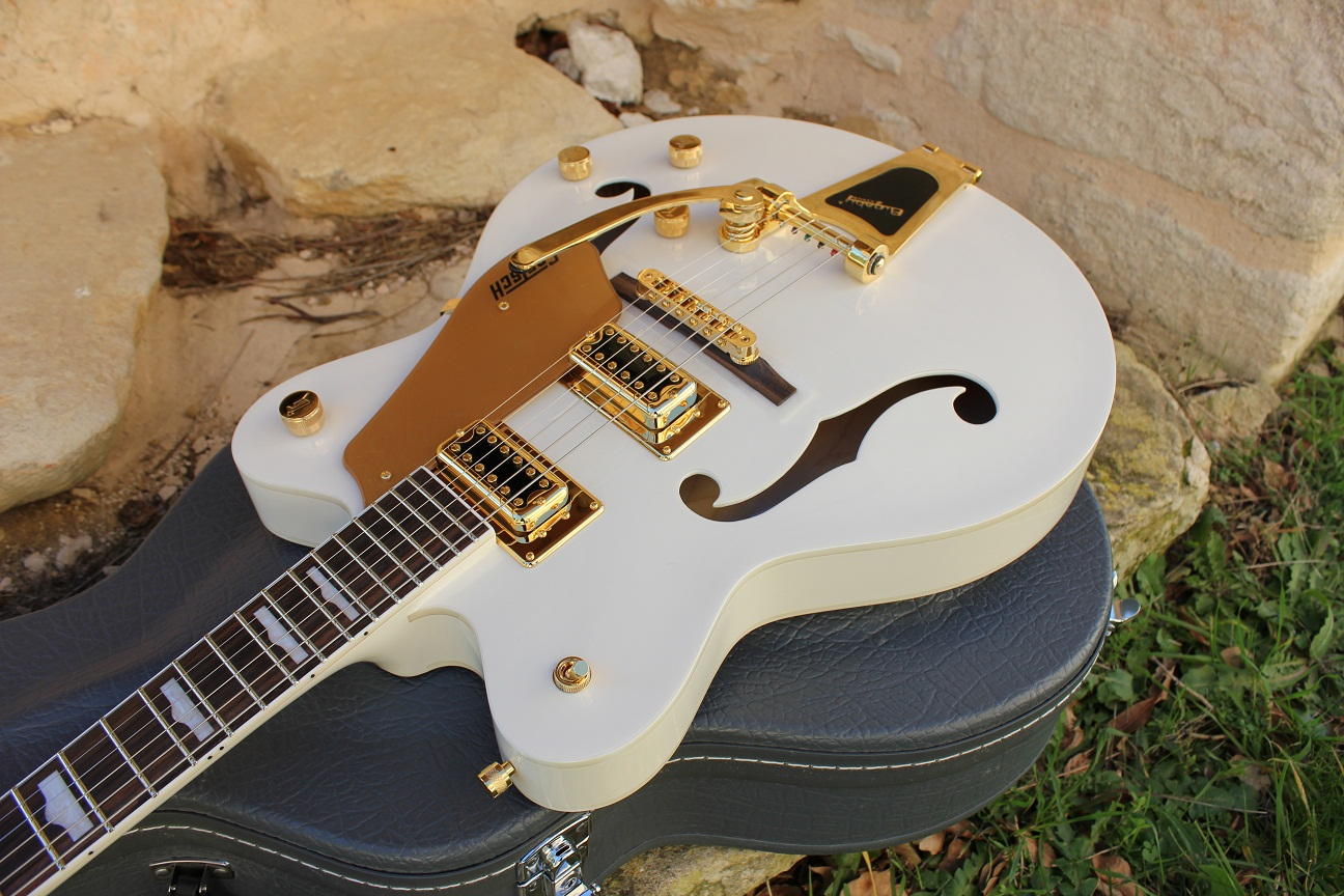 Ma nouvelle Gretsch G5422TDCG Electromatic SCW 274743976