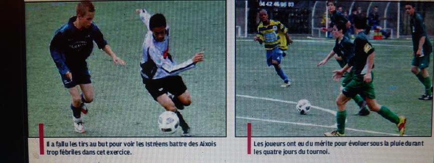FC ISTRES B  // DHR  MEDITERRANEE  et AUTRES JEUNES  - Page 3 275043P1170900