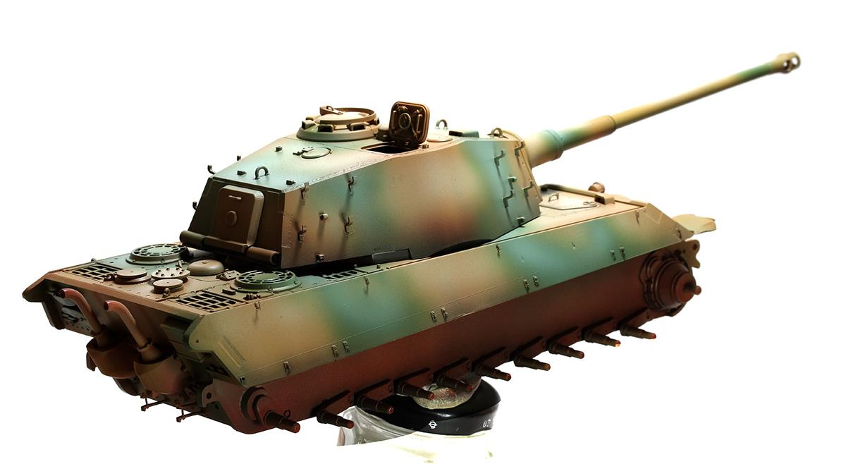 King Tiger  TAMIYA 1/35 275143KTigerwb06