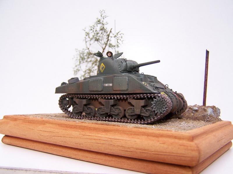Sherman mk1  Normandie 1944 275171sherman1c032