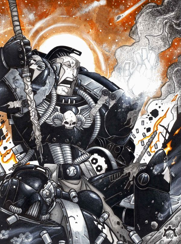 Visions of Warhammer 40K by Aerion the Faithful 275204Aerion11