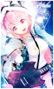 Haku-chan