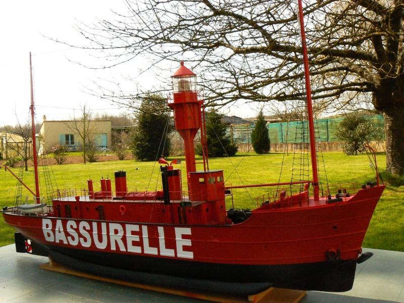Bateau feu Bassurelle (sister schip Sandettiè)  276313P1210130