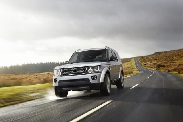 Land Rover célèbre les 25 ans du Discovery avec l'édition spéciale 'XXV' 277206landroverdiscoveryeditionlimitee6