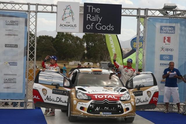 WRC Rallye de Grèce 2013 : (Jour-3) Victoire Jari-Matti Latvala 2772202013rallyedeGrceDaniSordo9