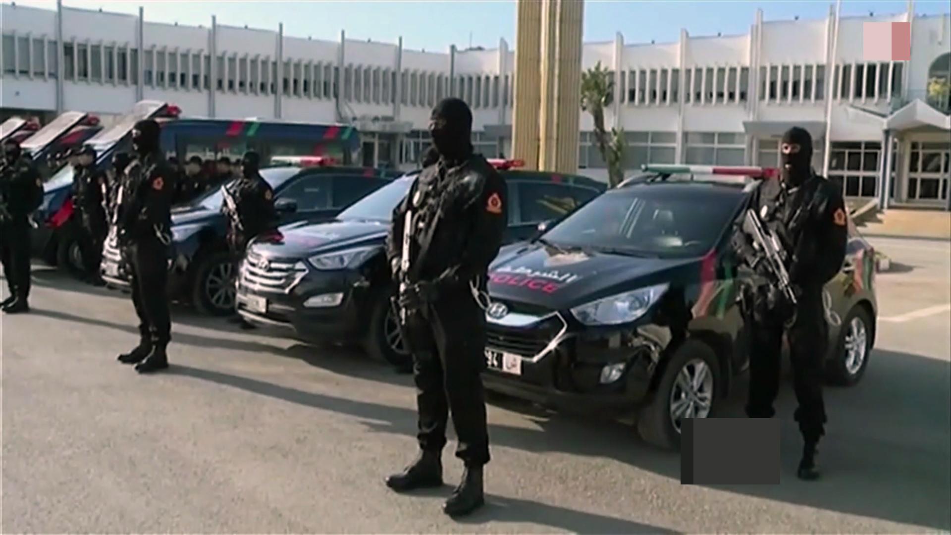 Moroccan Special Forces/Forces spéciales marocaines  :Videos et Photos : BCIJ, Gendarmerie Royale ,  - Page 9 277796543