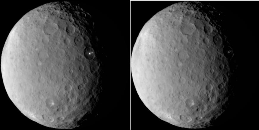 Incongruité ou OVNI du système solaire ? - Page 5 278257ceres