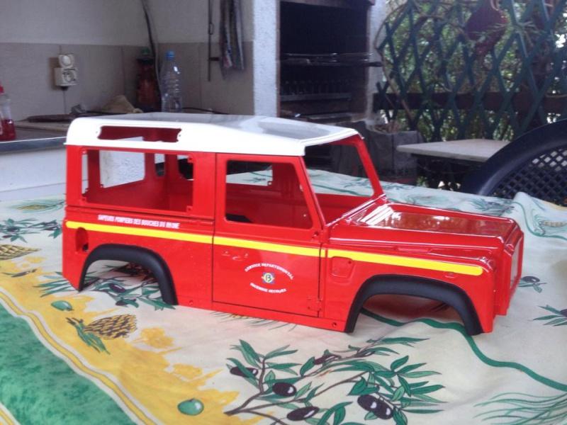 Defender 90 VLTT 'sapeurs pompiers des bouches du rhone - Page 4 2786479413