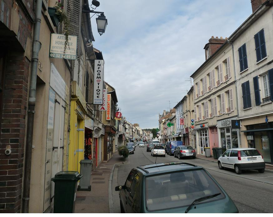PACY SUR EURE: LE PARIS NORMAND AU COEUR SI TENDRE  - Page 2 279269P1110064