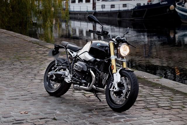 BMW Motorrad : accessoires « Machined » pour les BMW R NineT. 279378P90245891highResbmwrninetxroland