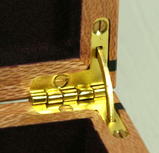 fabrication d'une boite à bijoux hors normes - Page 3 279671QuadrantHinge