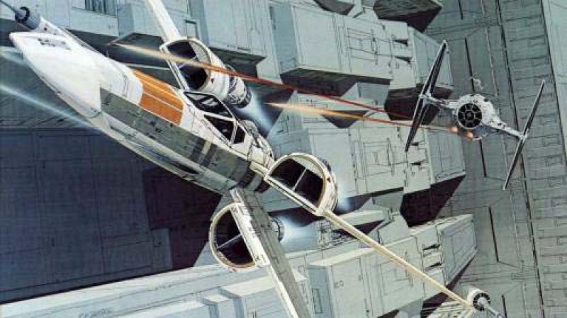 """X-Wing """"Resistance"""" T-70 Bandaï 1/72 280002b1q0p0"""