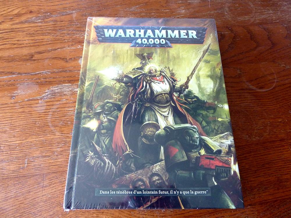 Le Livre de Règles de Warhammer 40,000 - V6 (Topic officiel) 280547Livre1