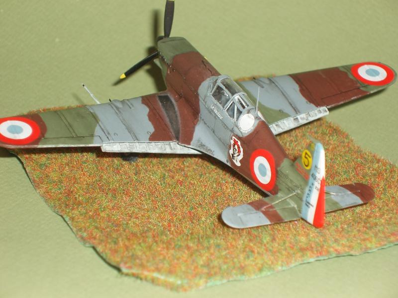 [AZUR] Morane Saulnier MS 406 au 1/72. 280644P1010482