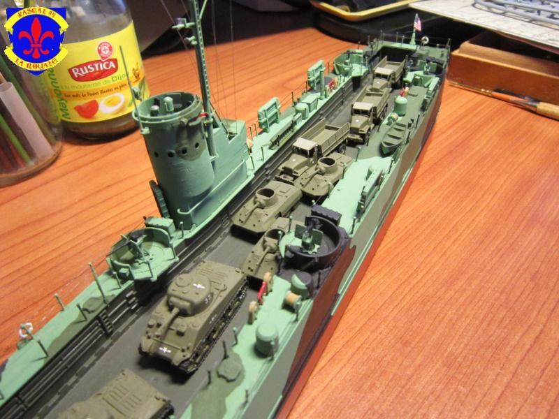 U.S. Navy Landing Ship Médium (Early) au 1/144 de Revell par Pascal 94 - Page 14 281923IMG44201