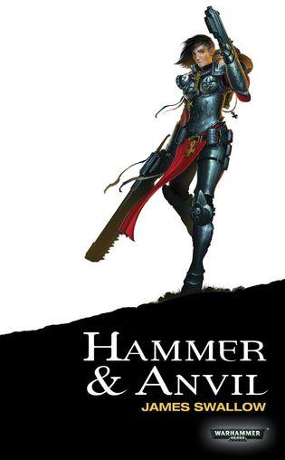 Faith and Fire / Hammer & Anvil de James Swallow 281994HammerandAnvil