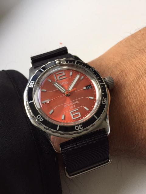 Votre montre du jour - Page 33 282107REDAmphibia13