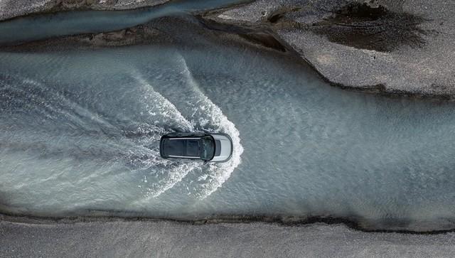 Nouveau Discovery SVX : Land Rover dévoile son champion tout-terrain au Salon de Francfort 282146l46219mysvx007glhd