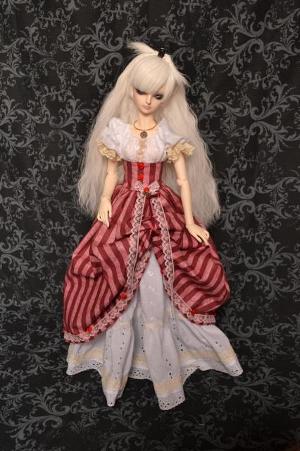 Fairytales Treasures - vêtements par Nekochaton et Kaominy - Page 9 283297ROBEROMANTIQUESD