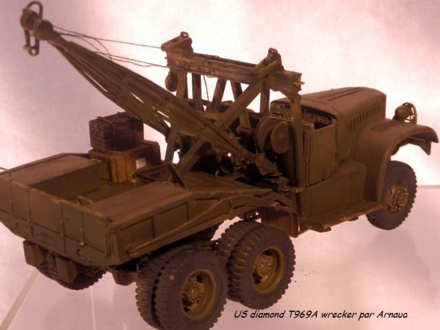 US Diamond T969A wrecker (Mirror Models 1/35) - Page 2 285062P1200046
