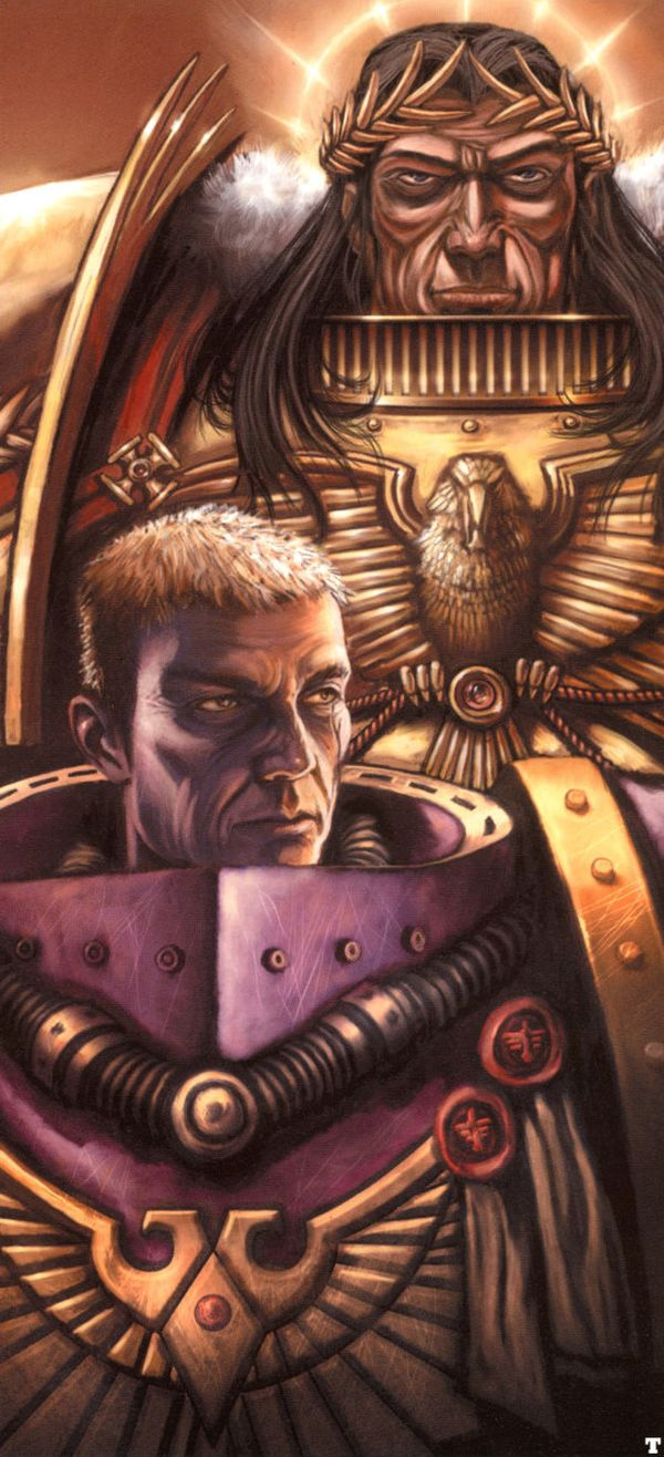 [W30K] L'Empereur de l'Humanité / The Emperor of Mankind 285316Emperor4