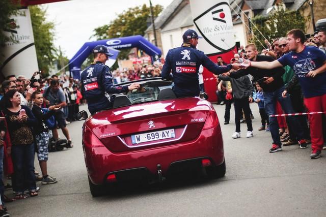 Rallycross : La PEUGEOT 208 WRX triomphe à domicile avec Timmy Hansen ! 285508Image10100copie