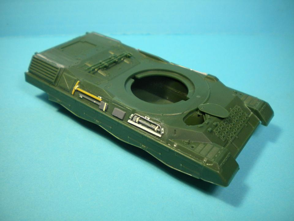 Leopard 1A5 (ITL) KFOR - 1/72° 2857441
