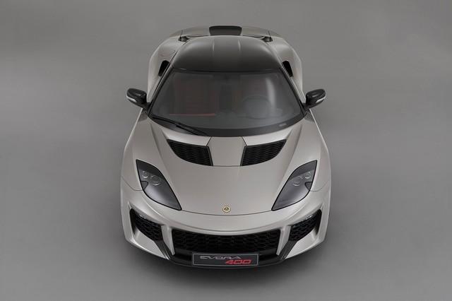 salon de Genève 2015 : La Nouvelle Lotus Evora 400 285945lotusevora40009