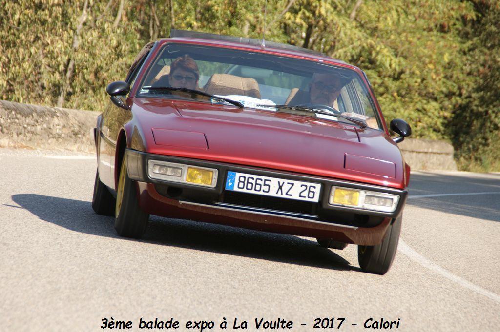 [07] 23/09/2017 - 3ème rassemblement - balade à La Voulte - Page 2 285985DSC02545