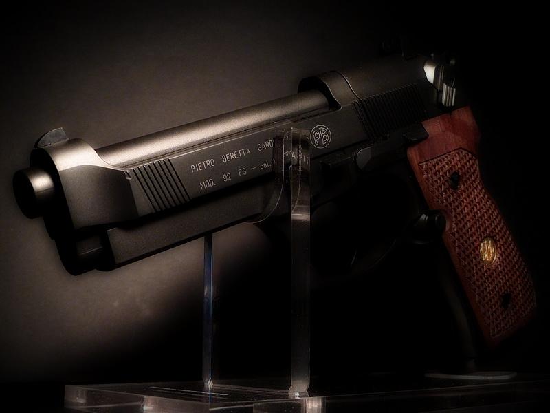 KorteX - Mes Armes 286386Beretta92Bois