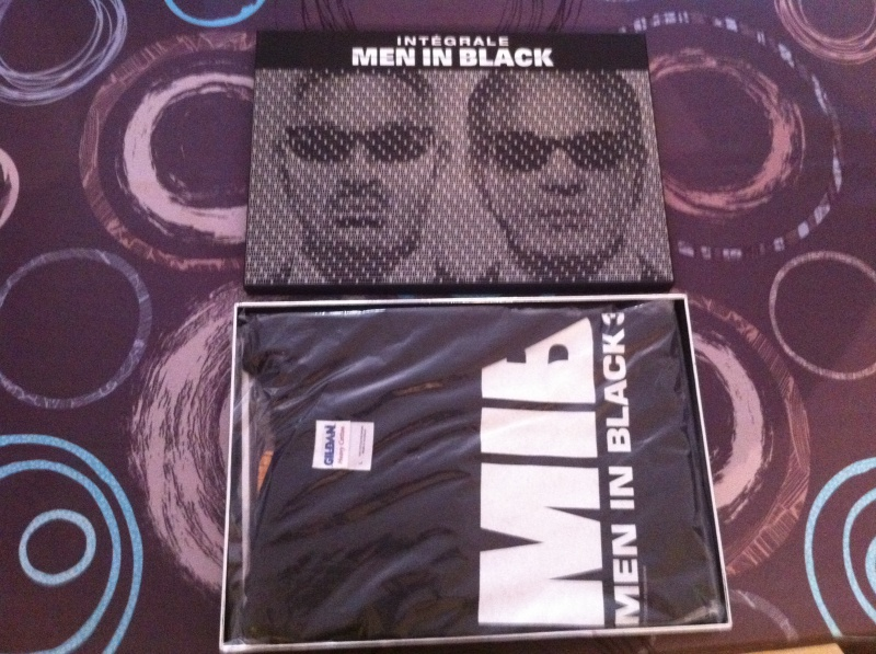Men in Black III Fnac Coffret de Pré-réservation 286888IMG0697