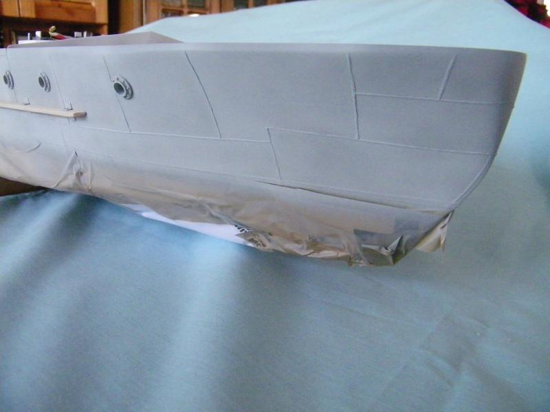 Russian gunboat Bk 1124 au 1/20e sur plan  - Page 5 2877621004328