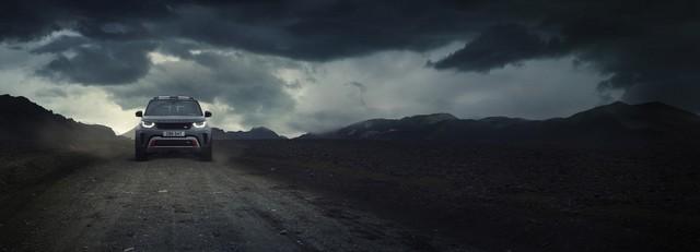 Nouveau Discovery SVX : Land Rover dévoile son champion tout-terrain au Salon de Francfort 288137l46219mysvx014glhdresize