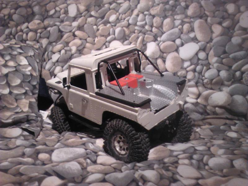 [ SCX10 Axial ]  Jeep'eu rien turn away ! Short chassis and Timber Style ! - Page 3 289828ResizeofWP001121