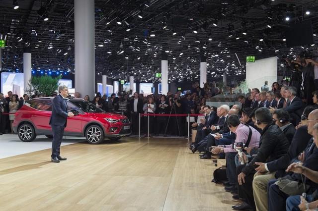 SEAT, première marque automobile en Europe à intégrer Amazon Alexa dans ses véhicules 290439SetRatioSize900650SEATIAAMTS20173