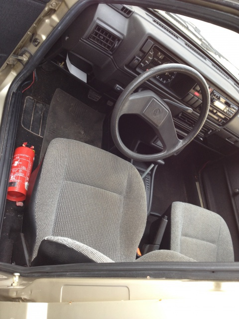 Golf2 1985 - 1.8 8V CLEAN 290542IMG0986