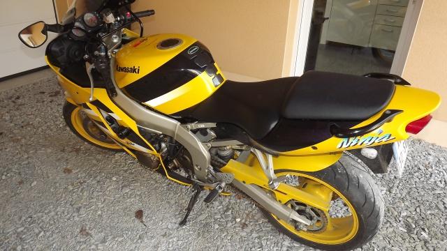 Kawasaki ZX-6R 2001 291033DSCF1728