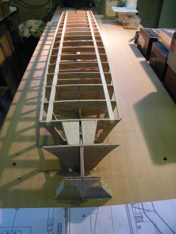 Russian gunboat Bk 1124 au 1/20e sur plan  - Page 2 2914501003410