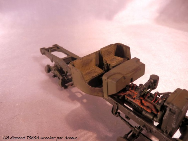 US Diamond T969A wrecker (Mirror Models 1/35) - Page 2 291480P1160025