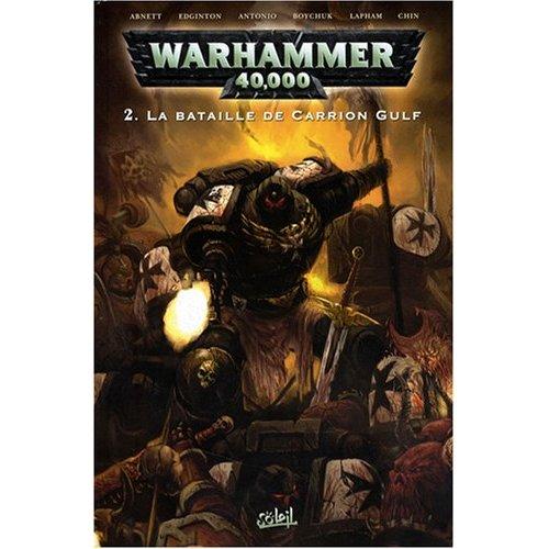 Warhammer 40K en Bande Dessinée (Non Black Library) 291728BD2