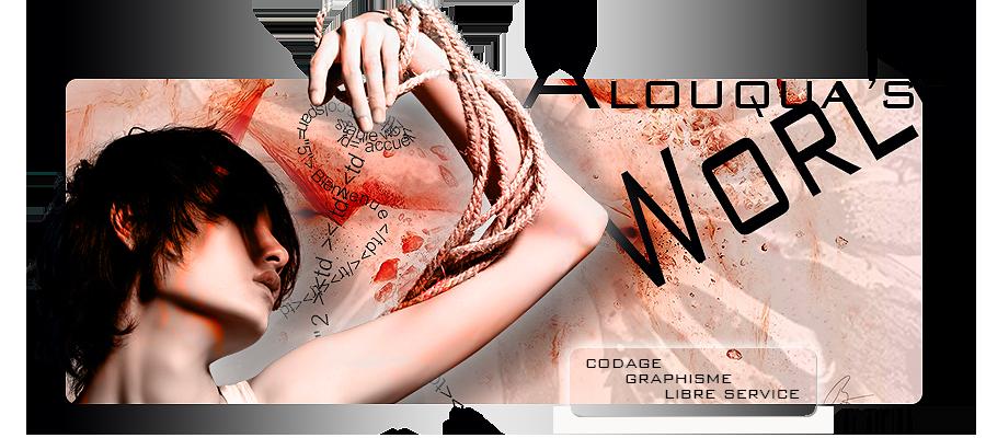 Alouqua's world