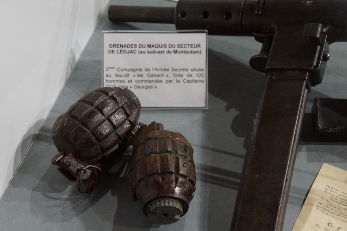[ Histoire et histoires ] Musée de la résistance et du combattant à Montauban 291957DSC07585