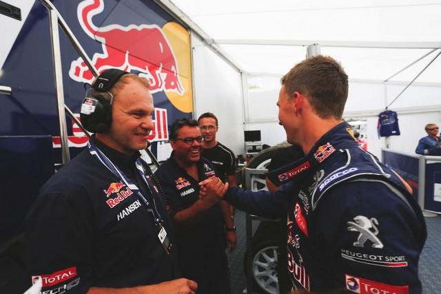 Rallycross : La PEUGEOT 208 WRX triomphe à domicile avec Timmy Hansen ! 292156Image291001copie
