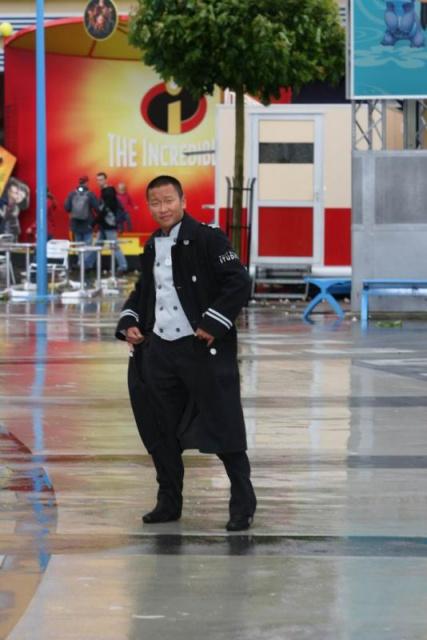 Les costumes des Cast members 292236Animagique
