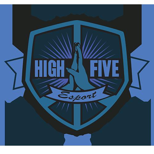 La High5 eSport recrute ! 292983LogoHIgh5v2500x500